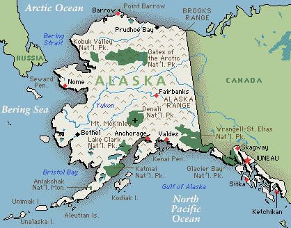 Alaska Google Image Result For Httpwwpgreenwichmeantimecom - Google maps alaska