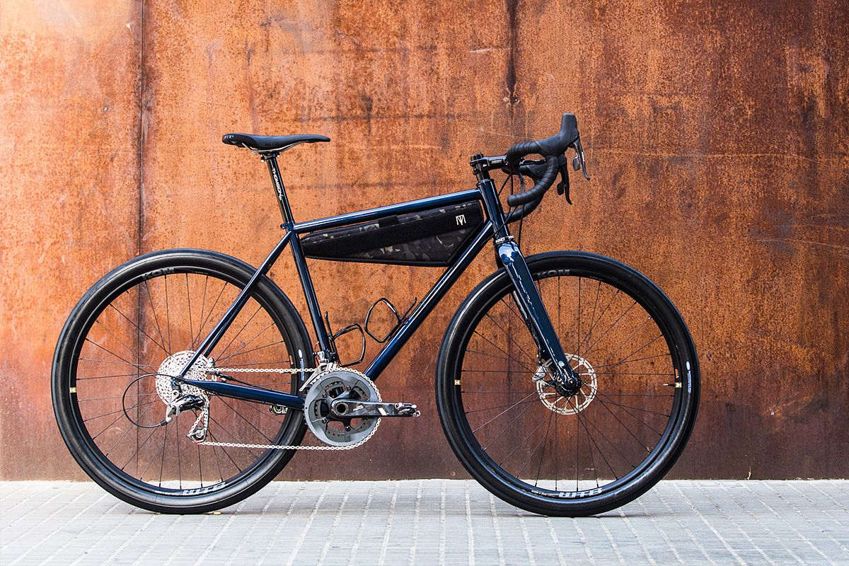 The Barcelona Conexion Belle Cycles Brevet Bicycle Types