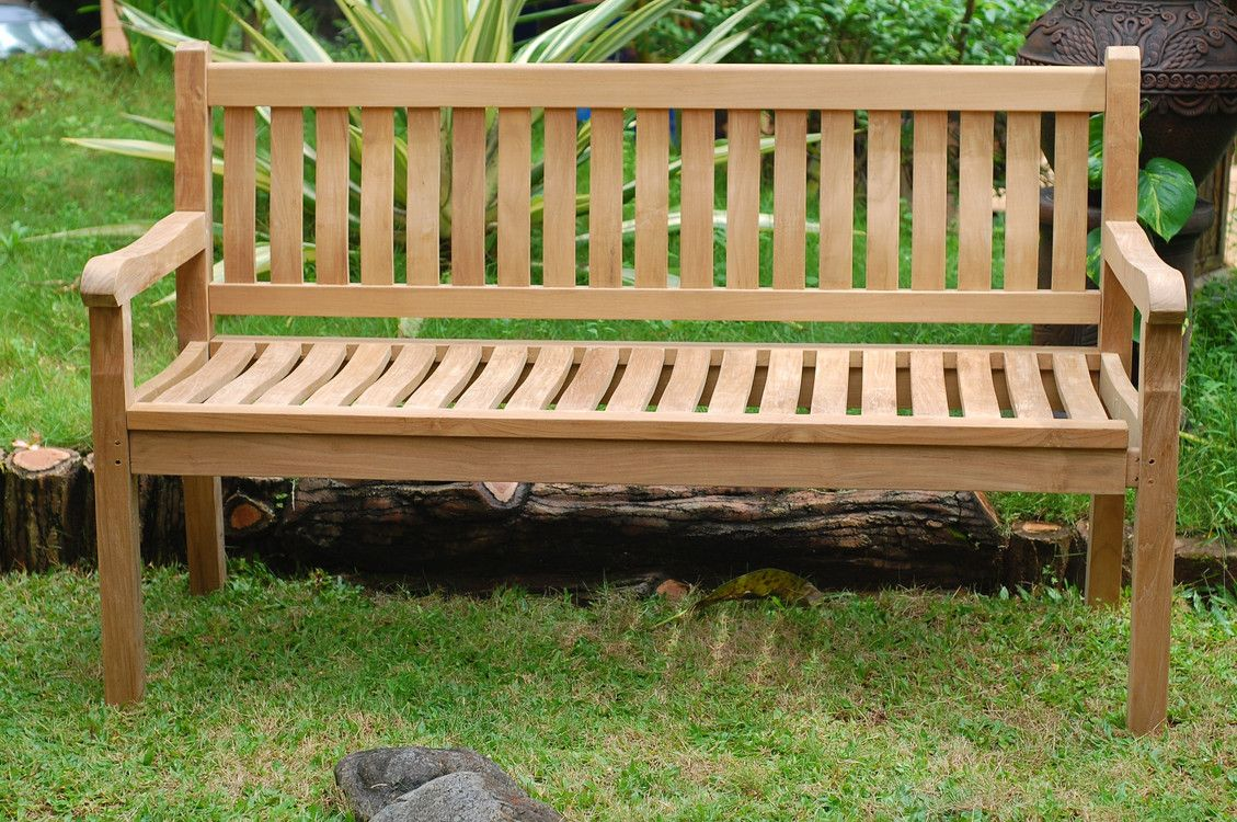 English Garden Bench Plans More