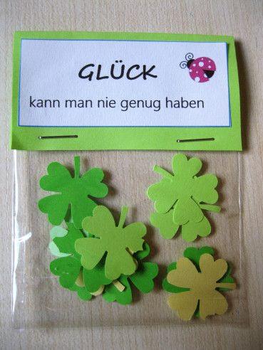 Photo of Glück verschenken