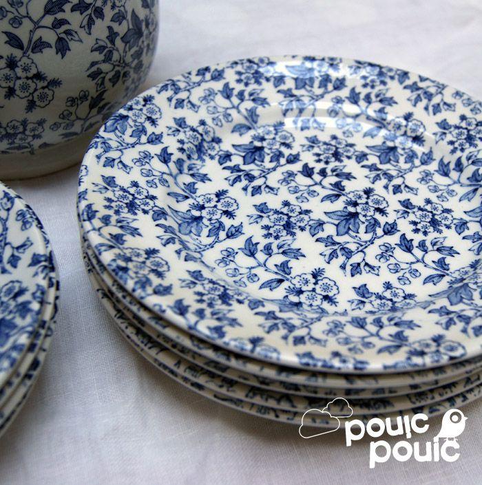 Charmant Vaisselle Anglaise Ancienne #10: Vaisselle Anglaise   Pouic Pouic