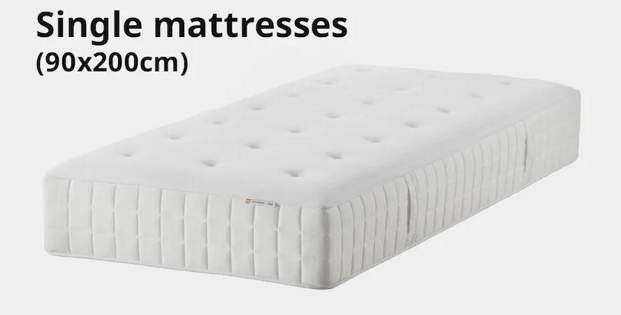 Buy Single Mattress Online Uae In 2020 Single Mattress Online Mattress Mattress