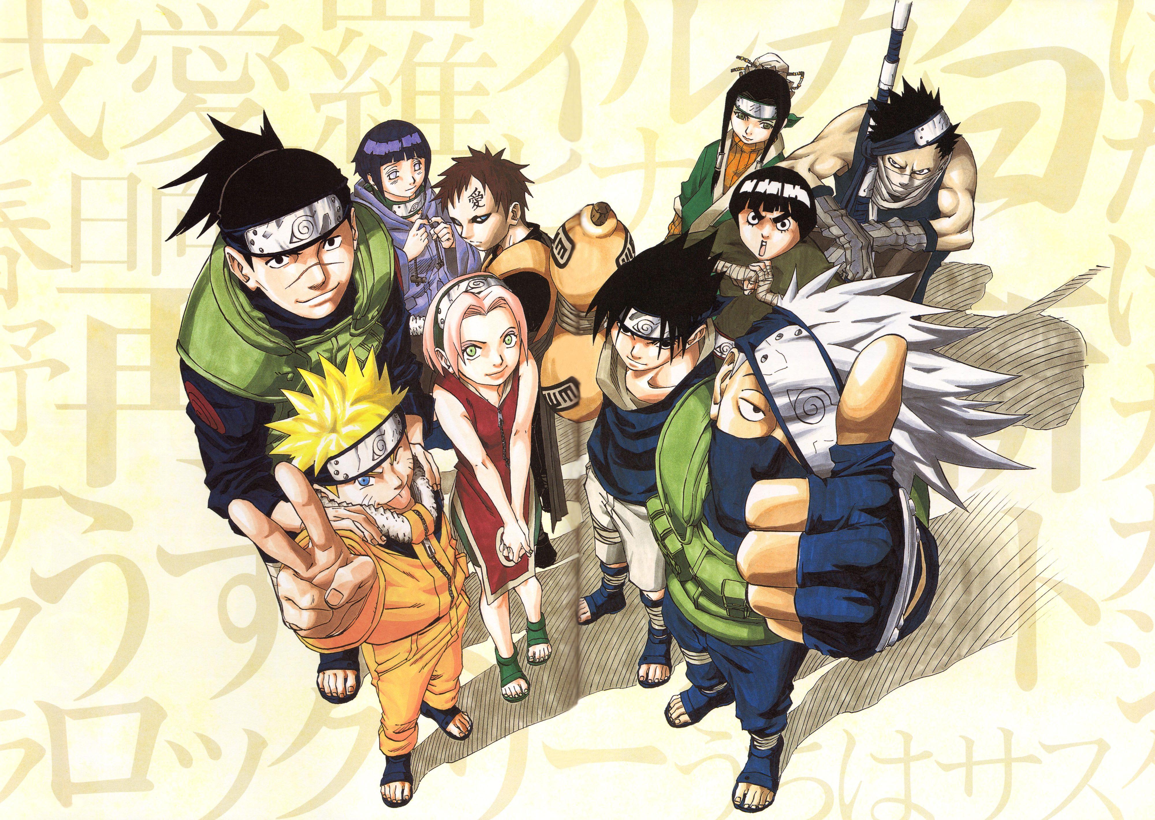 Naruto Computer Wallpapers Desktop Backgrounds 4000x2841 Id 516246 Anime Naruto Anime Naruto Wallpaper