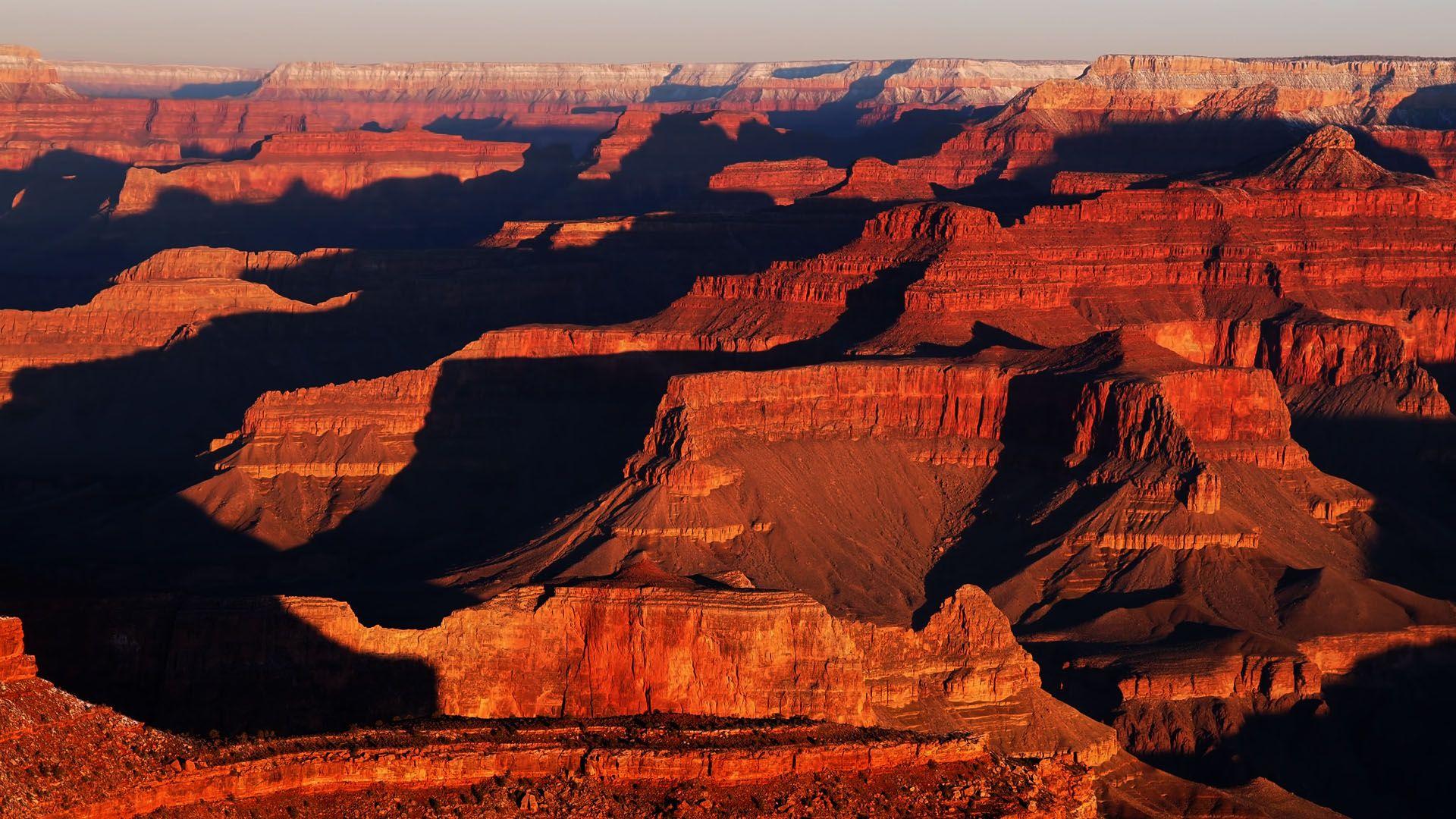 Grand Canyon Hd Desktop Wallpaper Widescreen High Definition