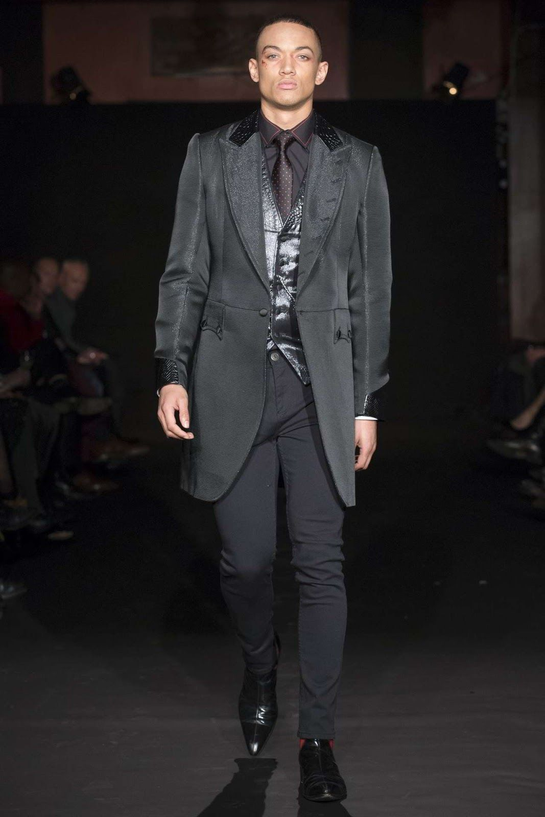 Male Fashion Trends: Sir Tom Baker Fall/Winter 2016/17 - London Collections: MEN