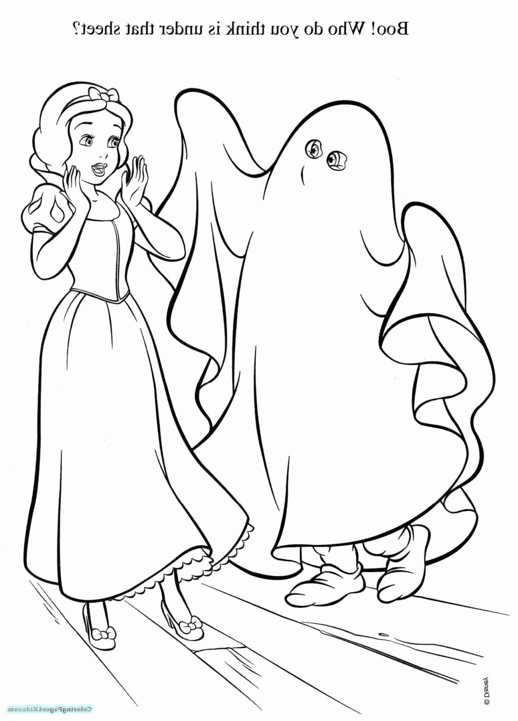 Disney Princess Halloween Coloring Pages In 2020 Halloween