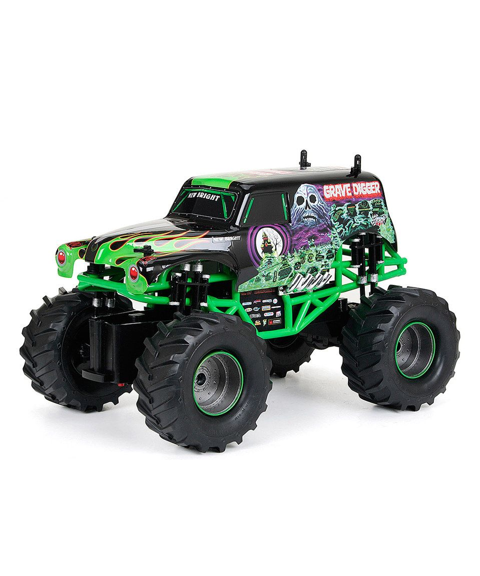 Look what I found on zulily! Remote Control Monster Jam