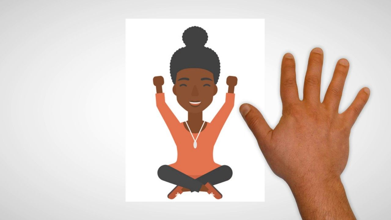Beginner meditation free course animation reinvention