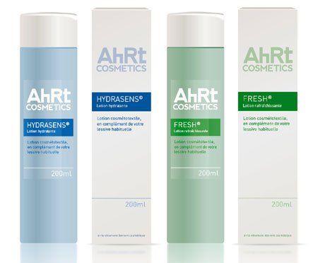 AHRT prodotti cosmetici per lavaggi in lavatrice