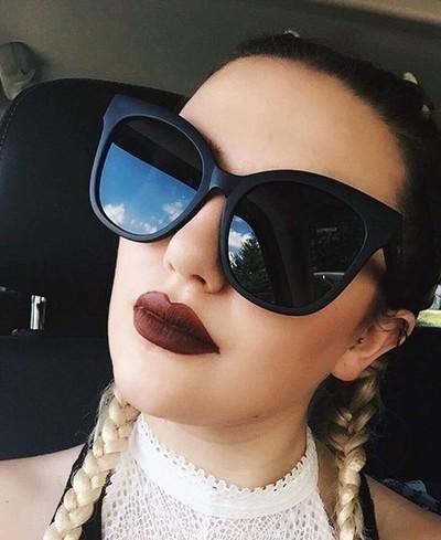 aba1b661f1 its my way   Braids and shades  QuayAustralia  Quay  sunglasses  love     hannahsmithstylist