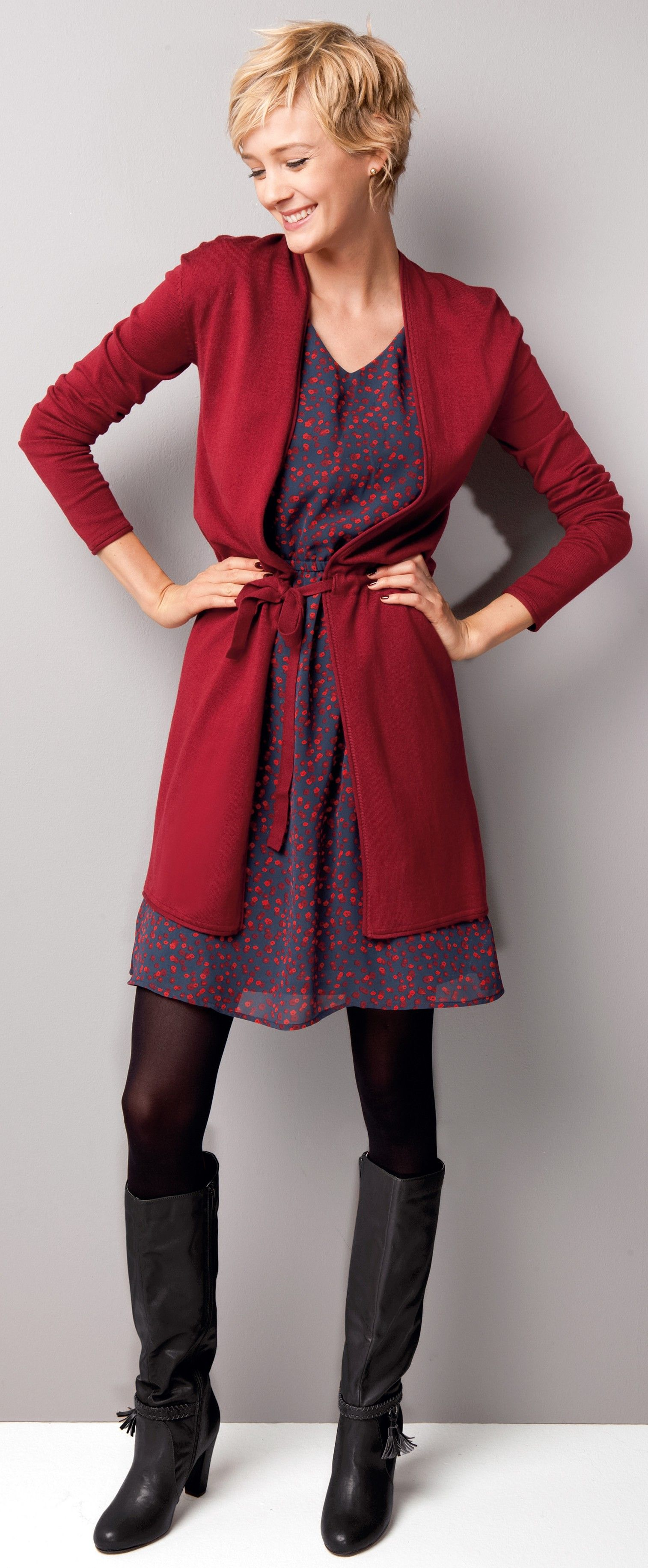 Cool Fall Patterned Outfits for Fall 2013 / Winter 2014 ...