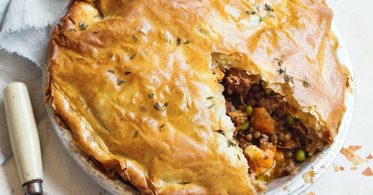 Beef and vegetable pie | Recipe | Vegetable pie, Beef, Recipes