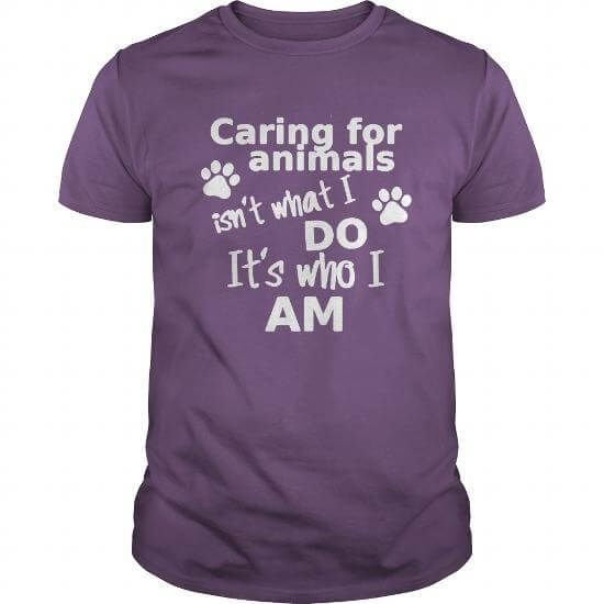 Caring For Animals T-Shirts & Hoodies