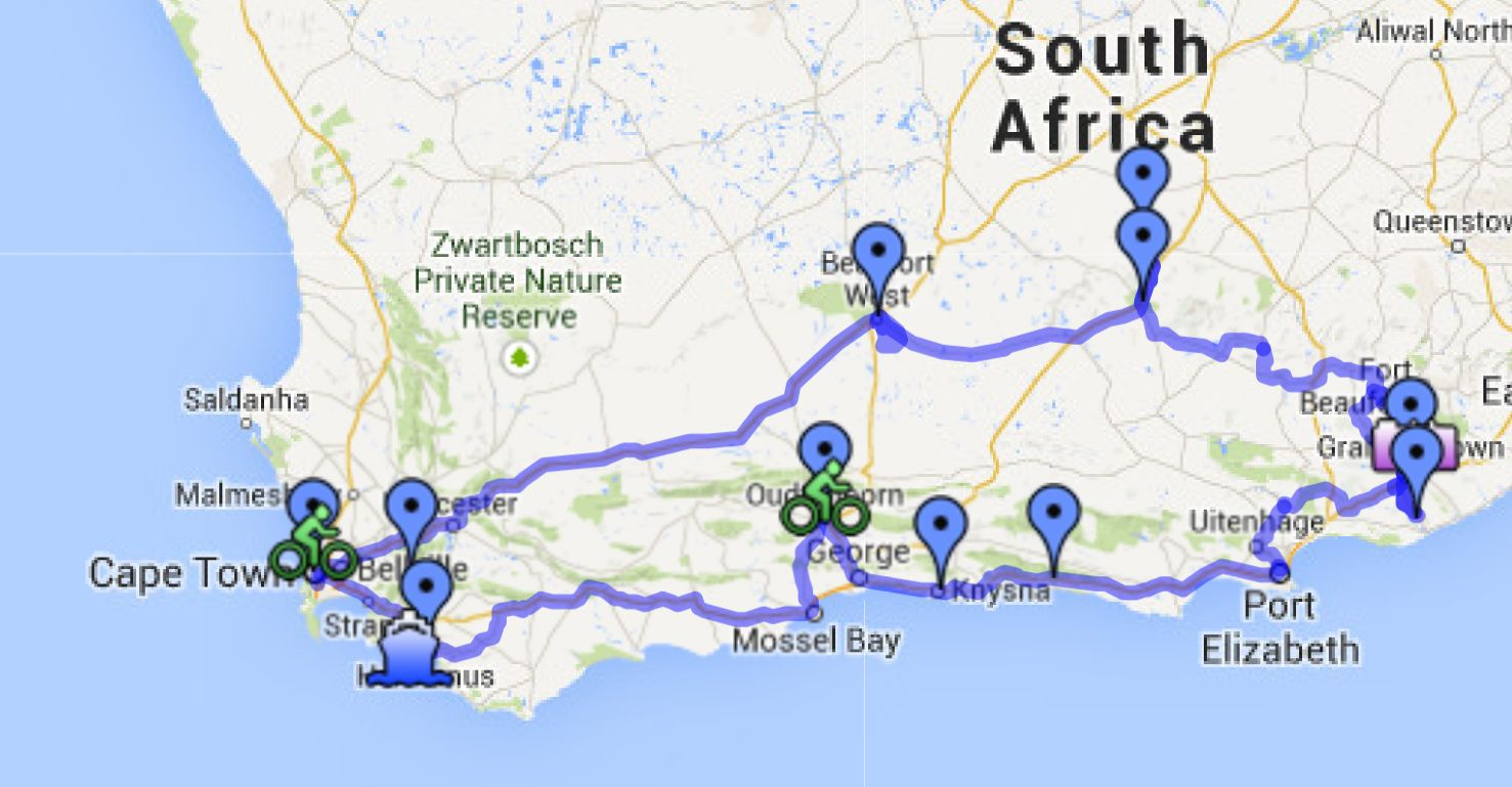 Image result for garden route south africa
