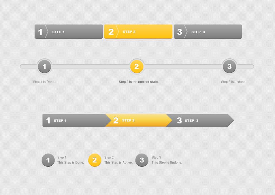 Breadcrumbs Navigation PSD Website menu, Navigation, Psd