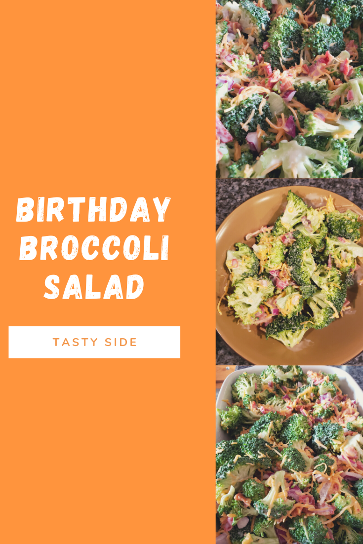 It's worth giving as a gift! Try this unreal recipe for broccoli salad!