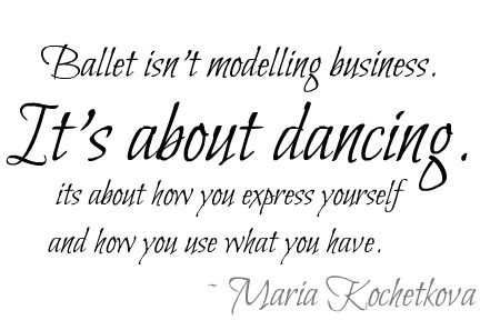 18 Ballet Quotes