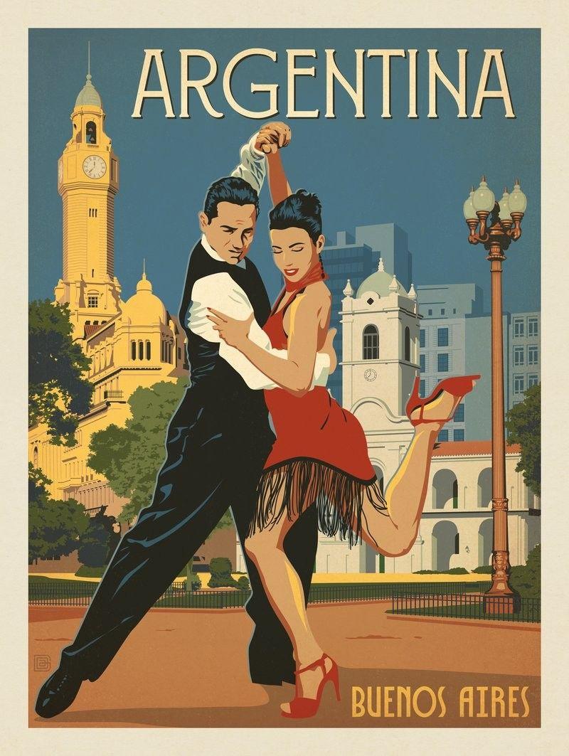 Dancing in Buenos Aires (Vintage Short)
