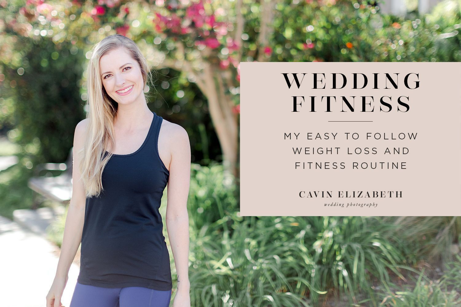#wedding #amazing #fitness #routine # #inside #thats #learn #shape #diet #your #easy #feel #for #out...