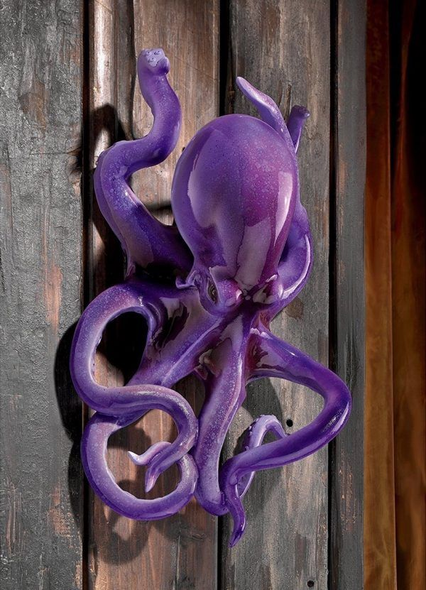 Good Octopus Home Décor Is Not The First Thing That Comes To Mind When Designing  Your Interior. Hard To Find And Eclipsed By Stag And Owl Accessories, ...
