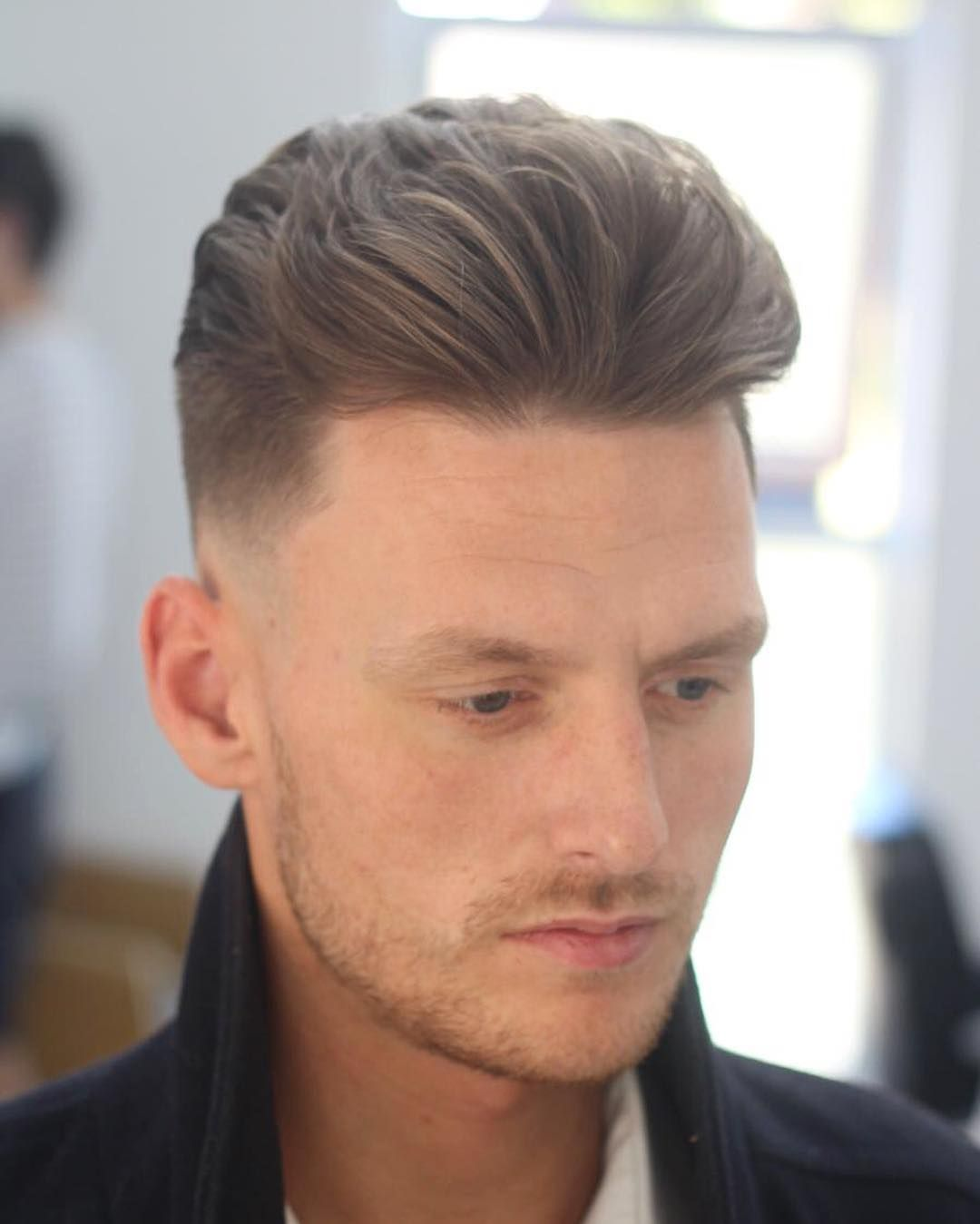 Tape up haircut for boys awesome  sumptuous tape up haircuts  the fade for classy