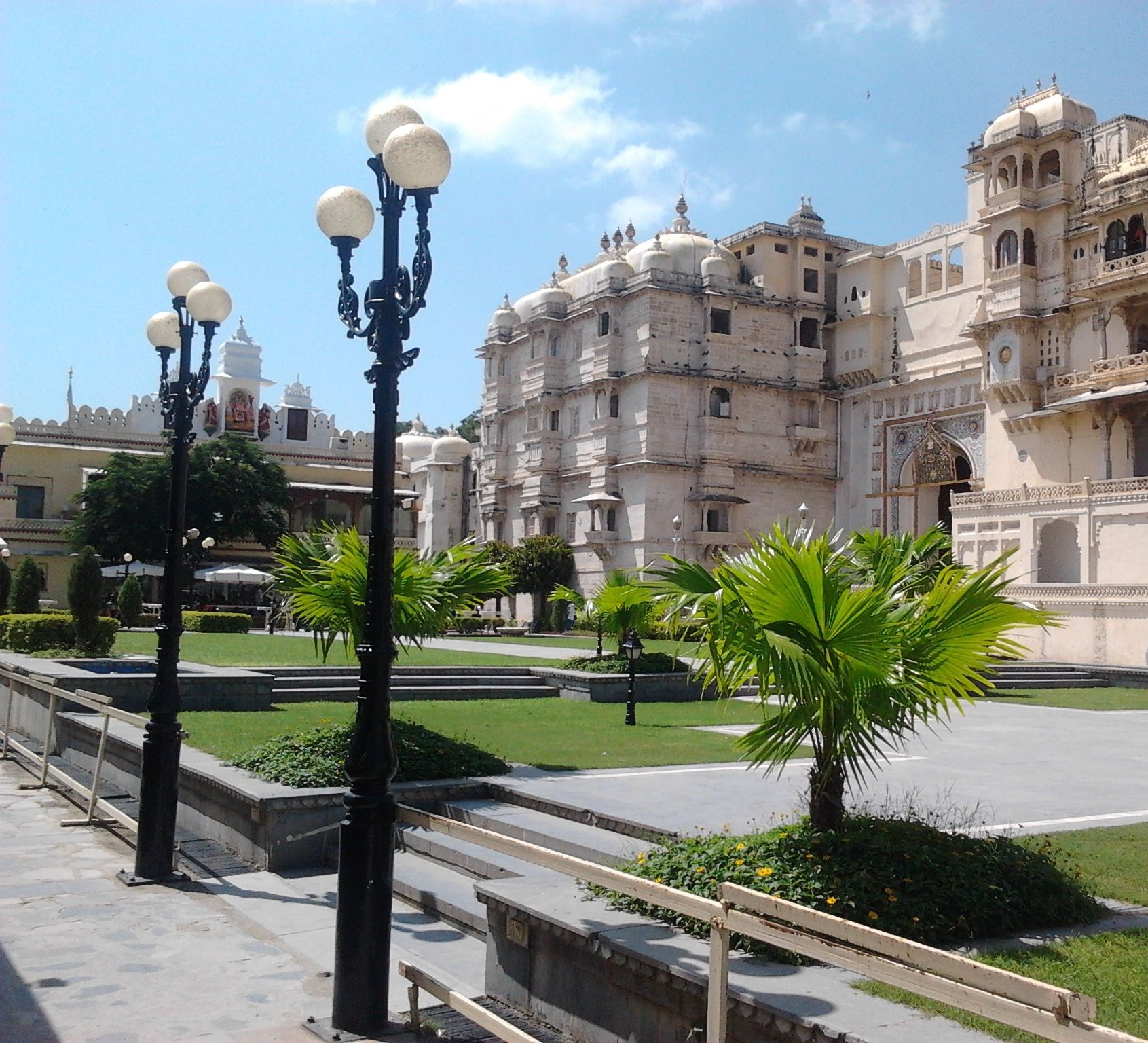 City Palace, Udaipur Beautiful places in the world