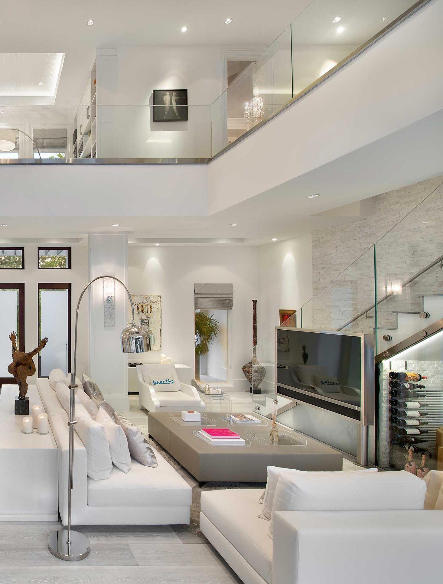 Interieur Maison Moderne Architecte 7th avenue north #contemporaryinteriordesign | interieur