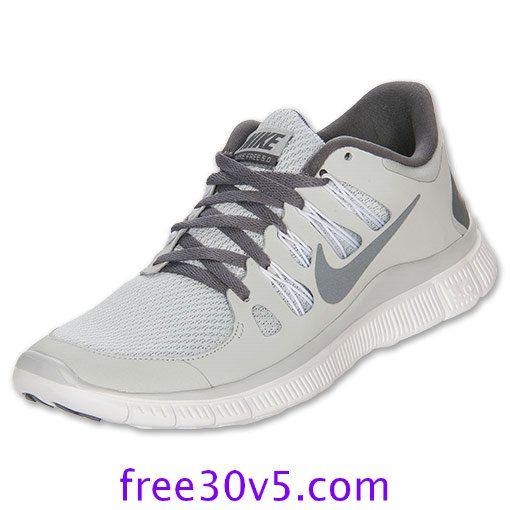 Womens Nike Free 5.0 White