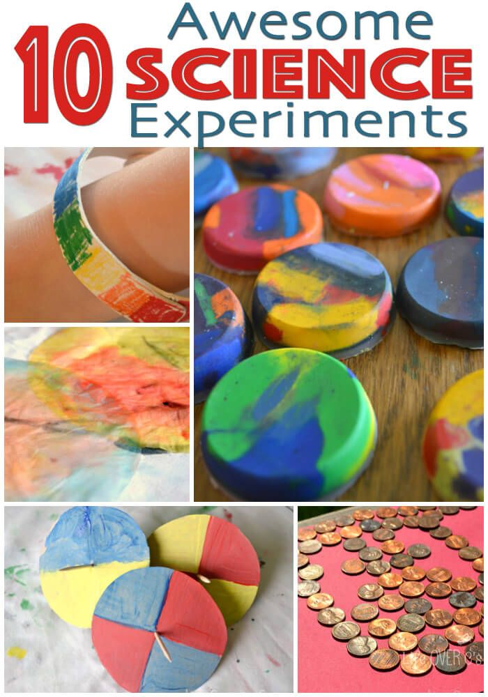 10 Hands-on Science Activities- Life Over C's   Science ...