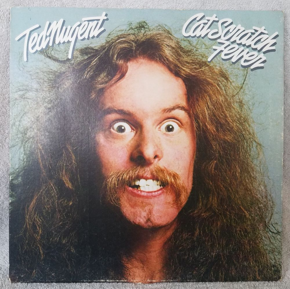 Ted nugent cat scratch fever je