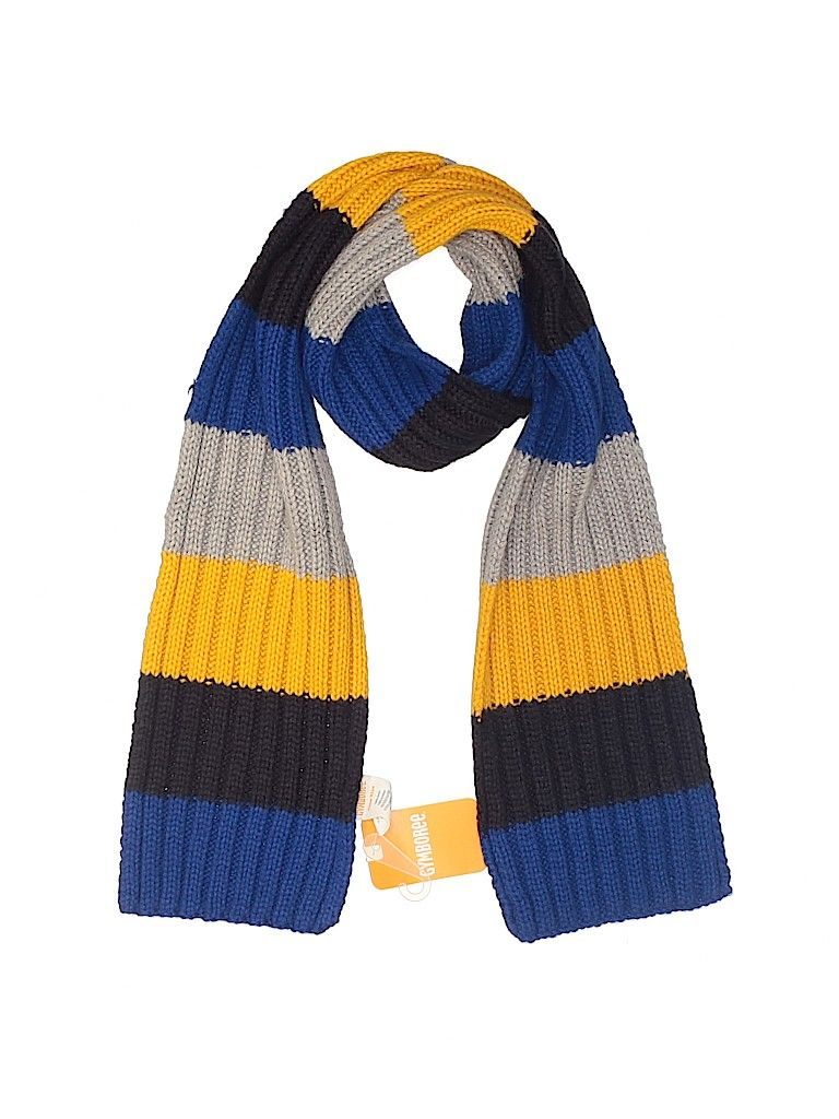 Photo of Gymboree Scarf: Blue Stripes Accessories