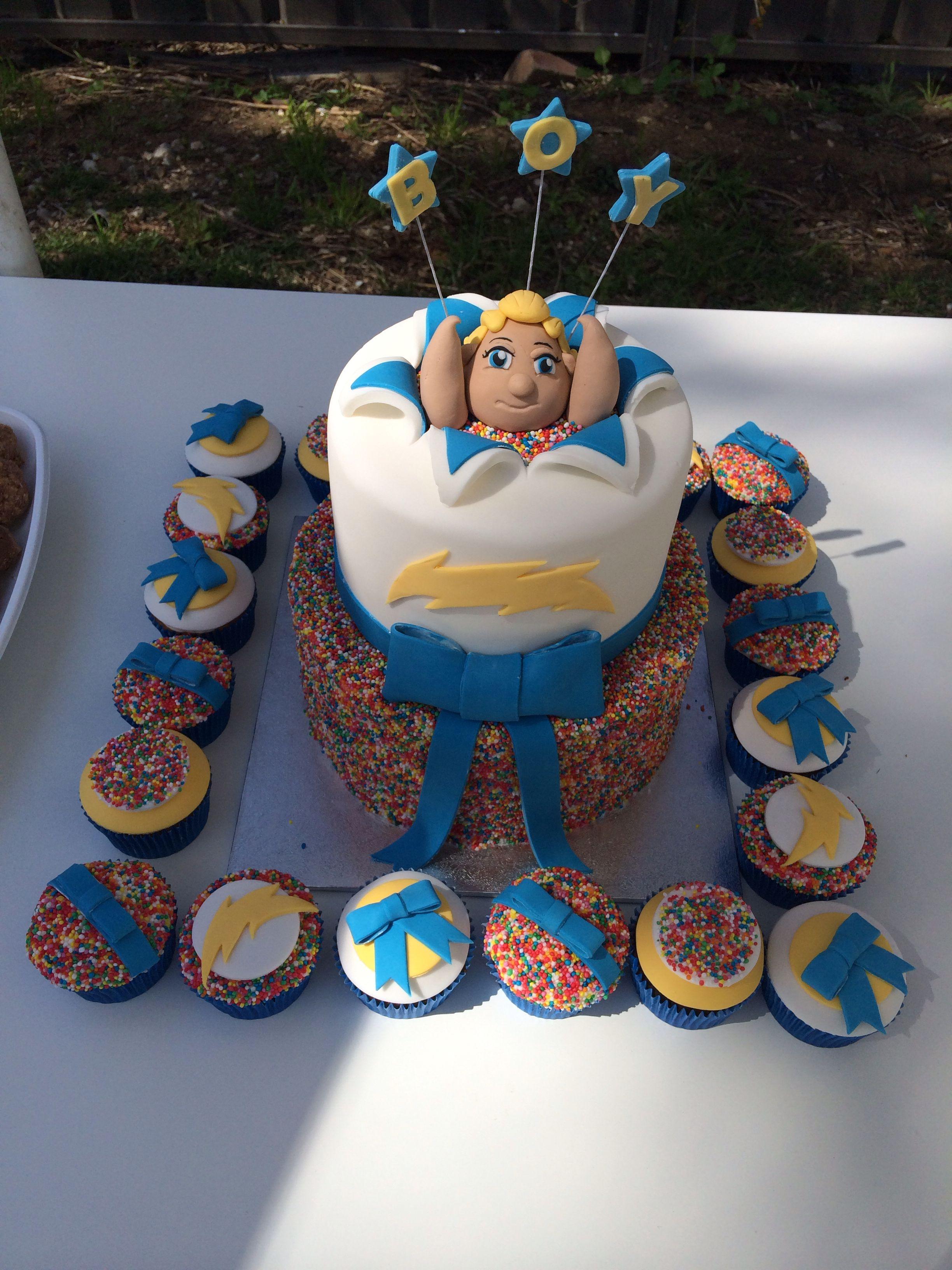 Hercules Baby Shower Cake Baby Shower Pinterest Baby Shower