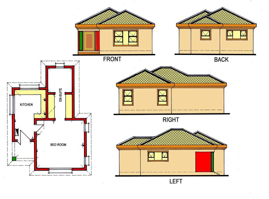 Pin By Gosebo House Plans On Gosebo House Plans House Plans South Africa House Plans Free House Plans