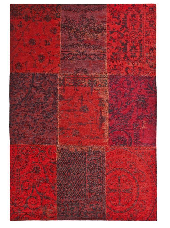 Tapis Vintage Rouge Saint Maclou Rot Pinterest