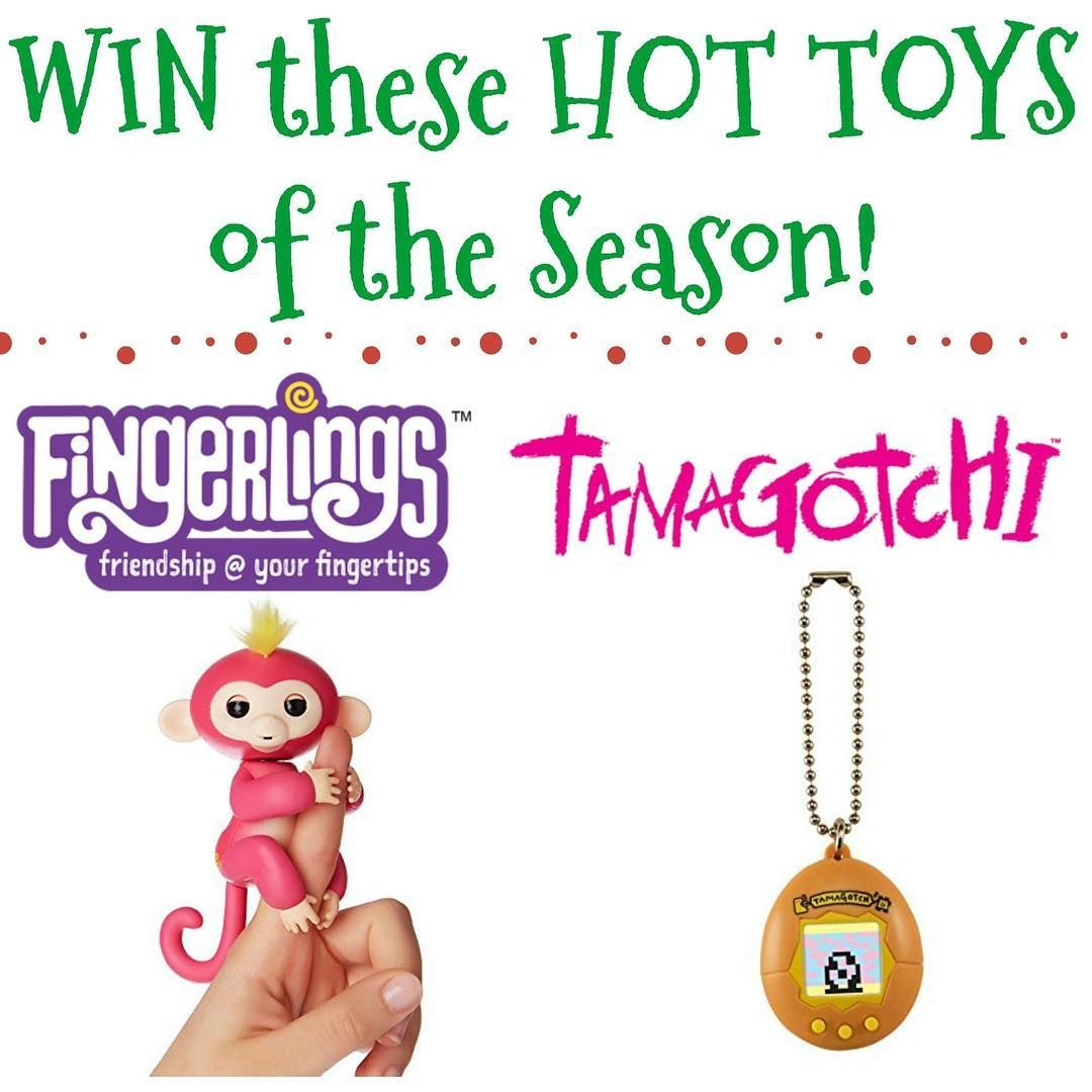 Free toys for christmas giveaway