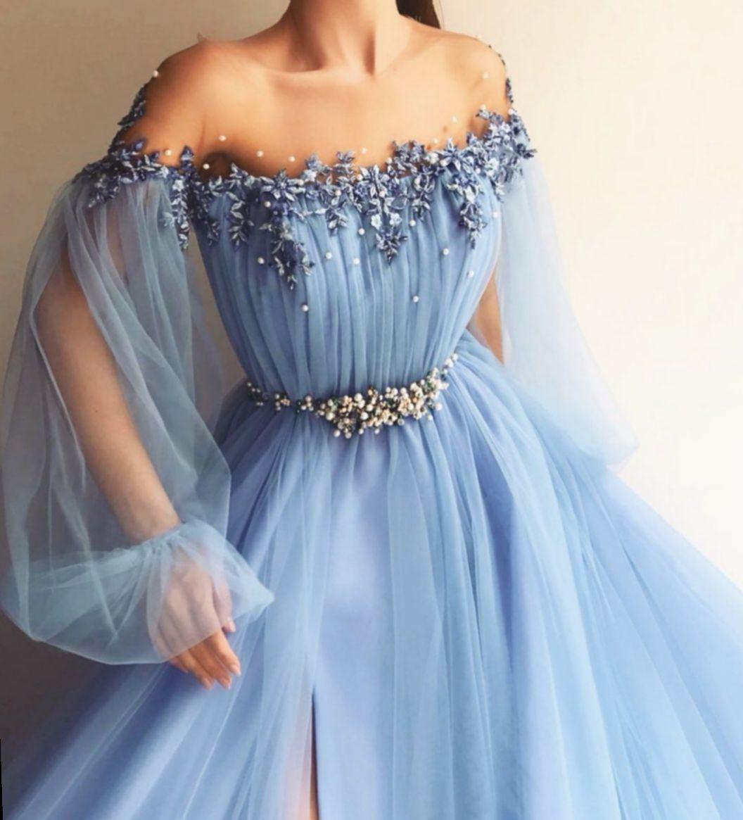 ✓ Dress Long Beautiful Fancy #beauty #clothes #ootd  Платья