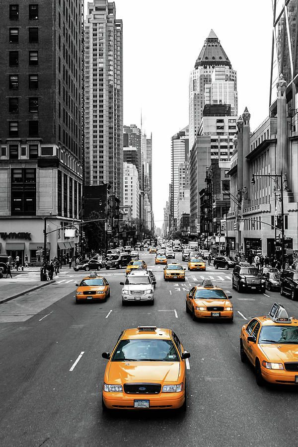 New Yorks Yellow Army by Danny Thomas