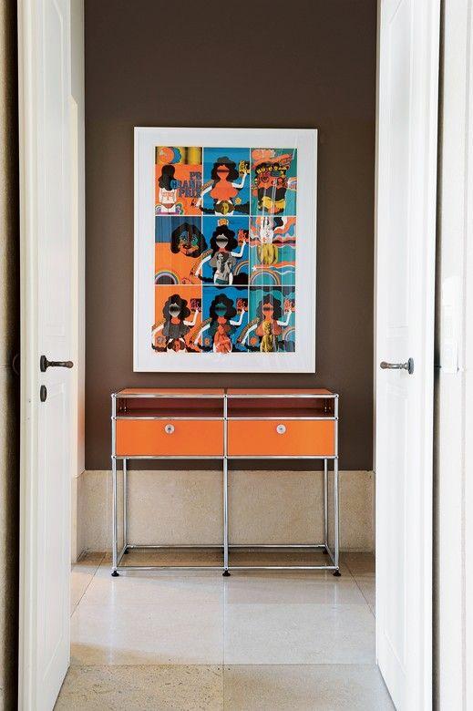 Pin von Nic Olé auf Interior | Pinterest | Usm, Usm haller und Tom ...