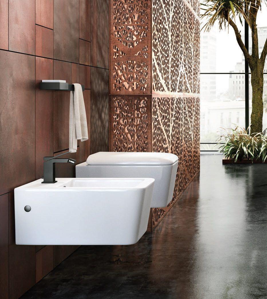 Gessi Rettangolo K Bathroom Bathtub