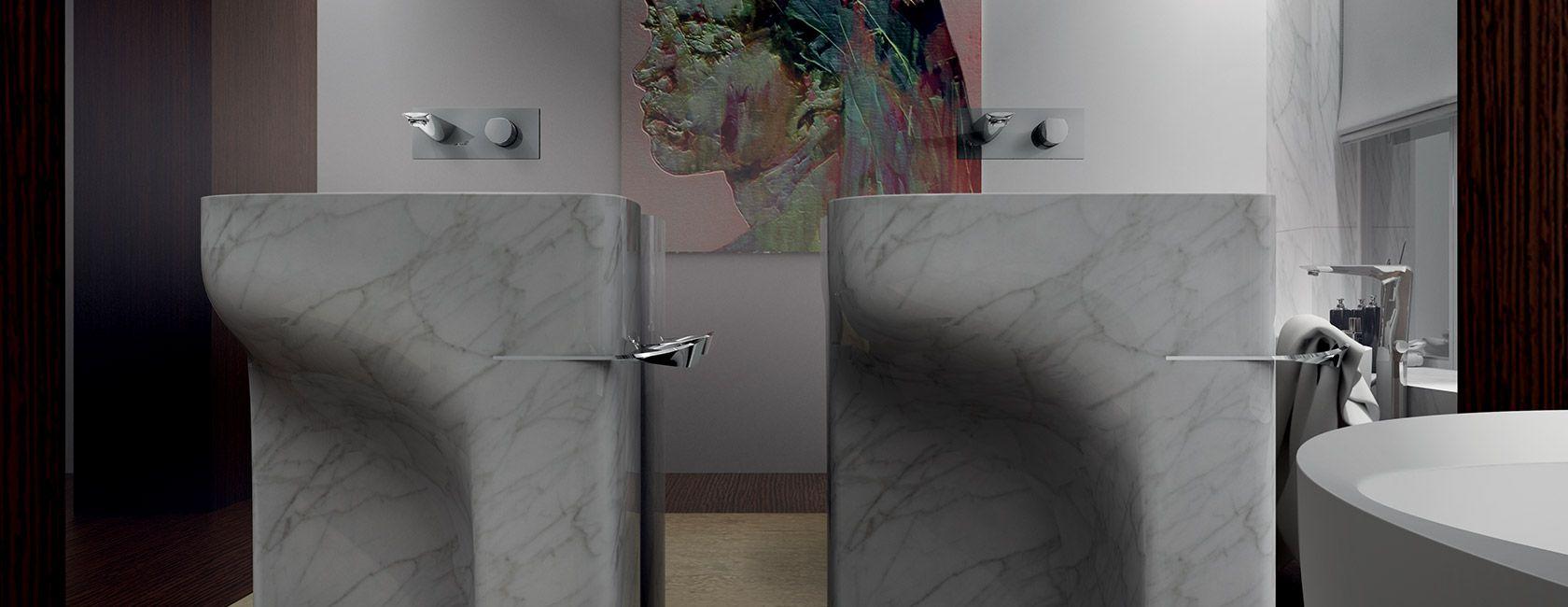 Lavabi TEUCO | Accademia Monolite
