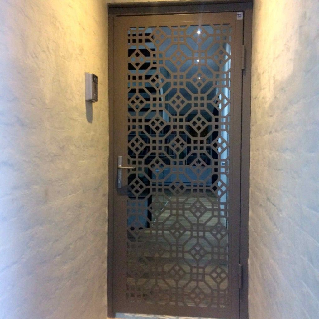 Kings Security Doors Laser Cut Designs The Corso