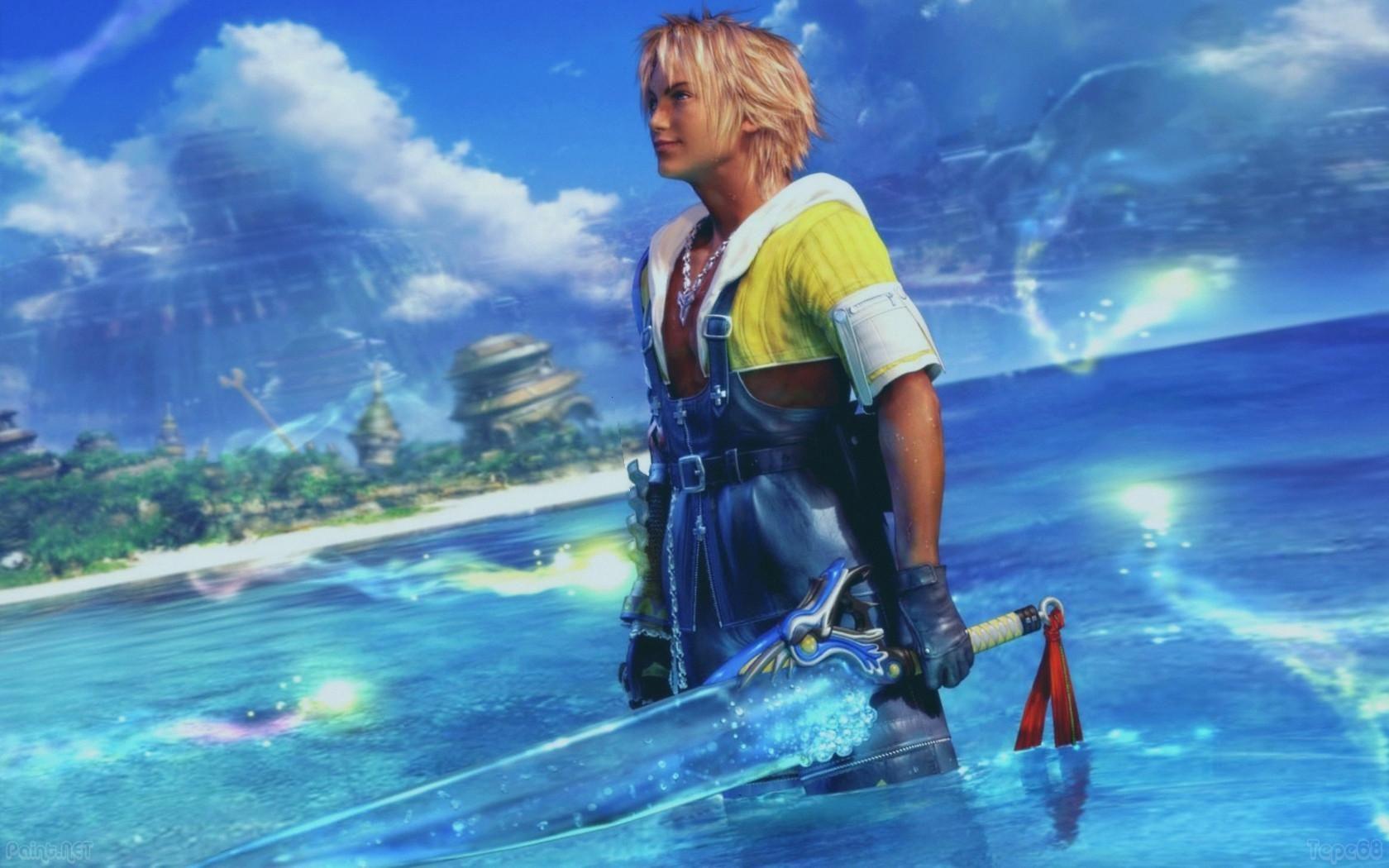 Final Fantasy X Wallpaper Hd Final Fantasy X Yuna Final Fantasy Final Fantasy