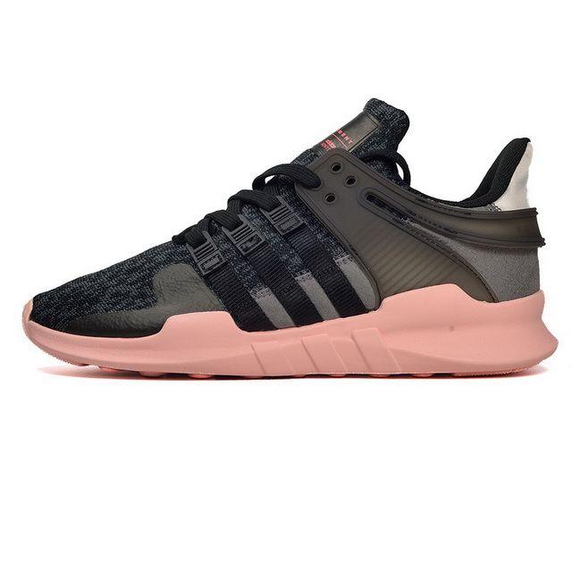 6a0a9b5757c7 Adidas EQT Support ADV Primeknit 93 Black Pink BB2322