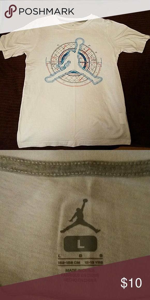 831a133eff8d Boys Jordan tee Great condition. Jordan Shirts   Tops Tees - Short Sleeve