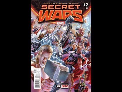 ▶ He's Got Issues #174.1: Marvel Comics, 5/13/15 - YouTube