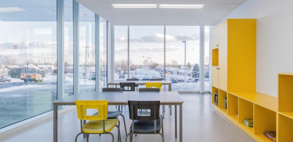 Projet Lab Ecole Peut Etre Pas Si Loin Du But Arquitectura