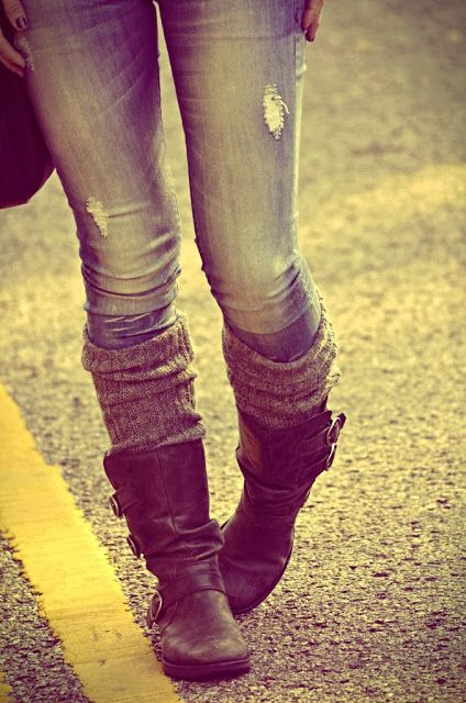 Adorable long boots for winter wear | Fashion World