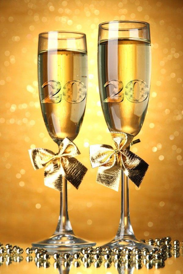 # 2020 #champagner #gold #neujahr #newyearwallpaper