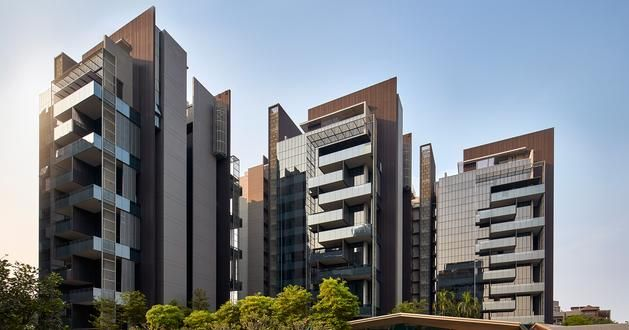 Leedon Residence - Singapore - Architecture - SCDA