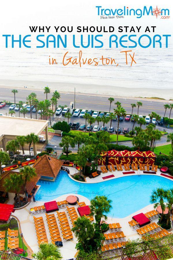 The San Luis Resort Texas Resorts Galveston Resort Galveston Texas Vacation